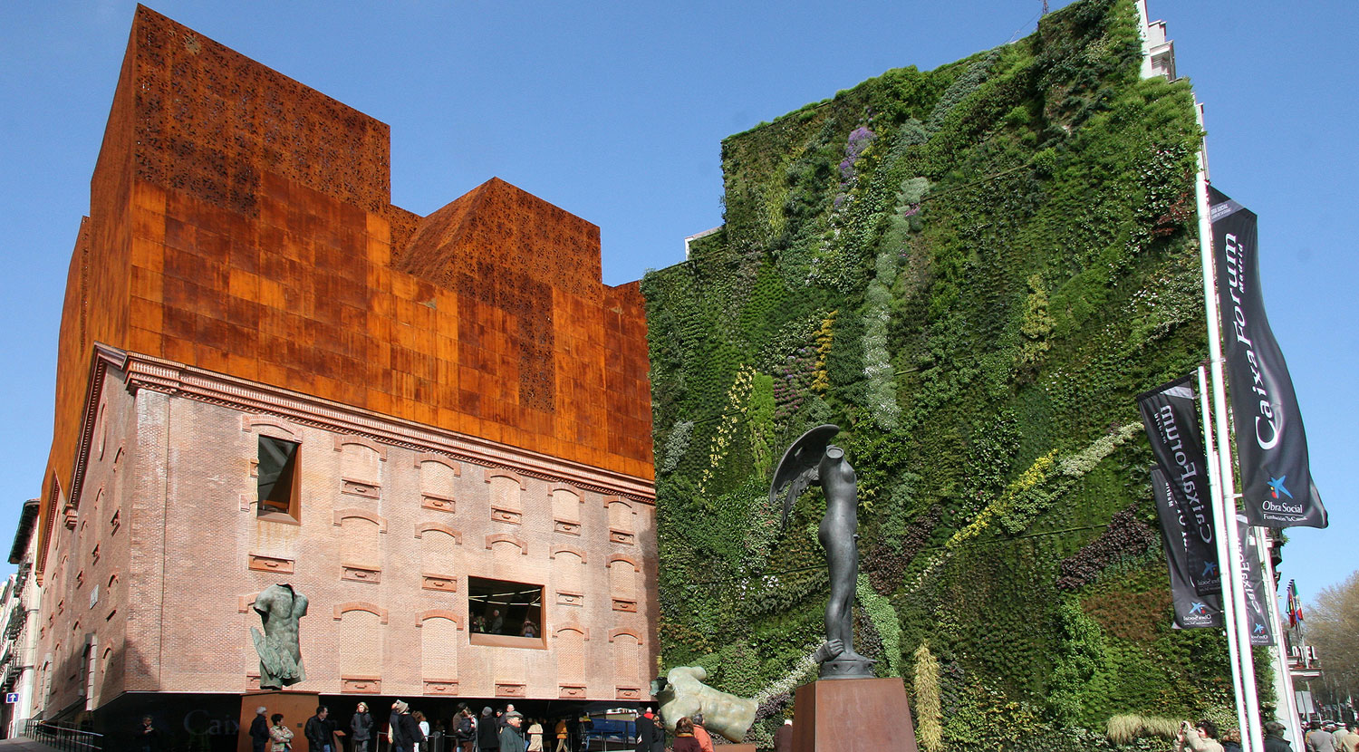 CaixaForum Cultural Center