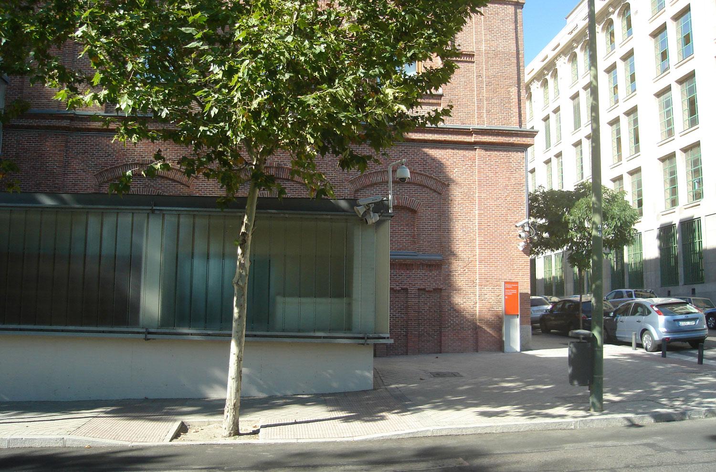 Community of Madrid Documentation Centre