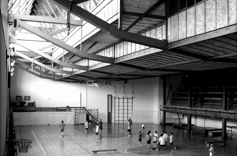 Gimnasio del Colegio Maravillas