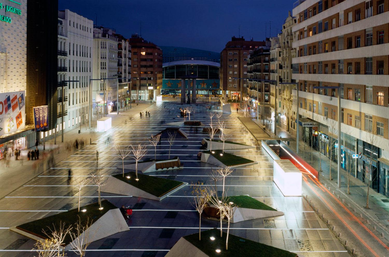 Plaza Dalí