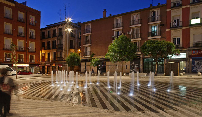 Plaza de la Luna