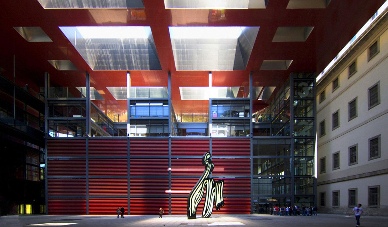 Reina Sofía Museum expansion
