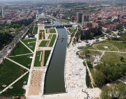 The Madrid Río Project