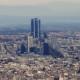 Madrid, aerial photo.