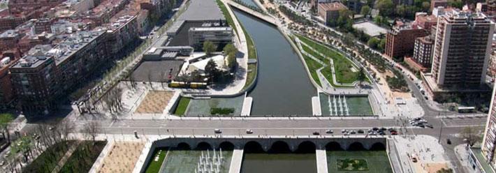 Madrid Río wins the Green Good Design Awards 2013.