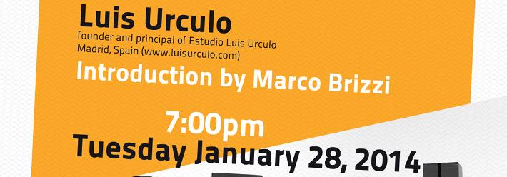 Luis Úrculo to lecture at Kent State University, Florence Program.,